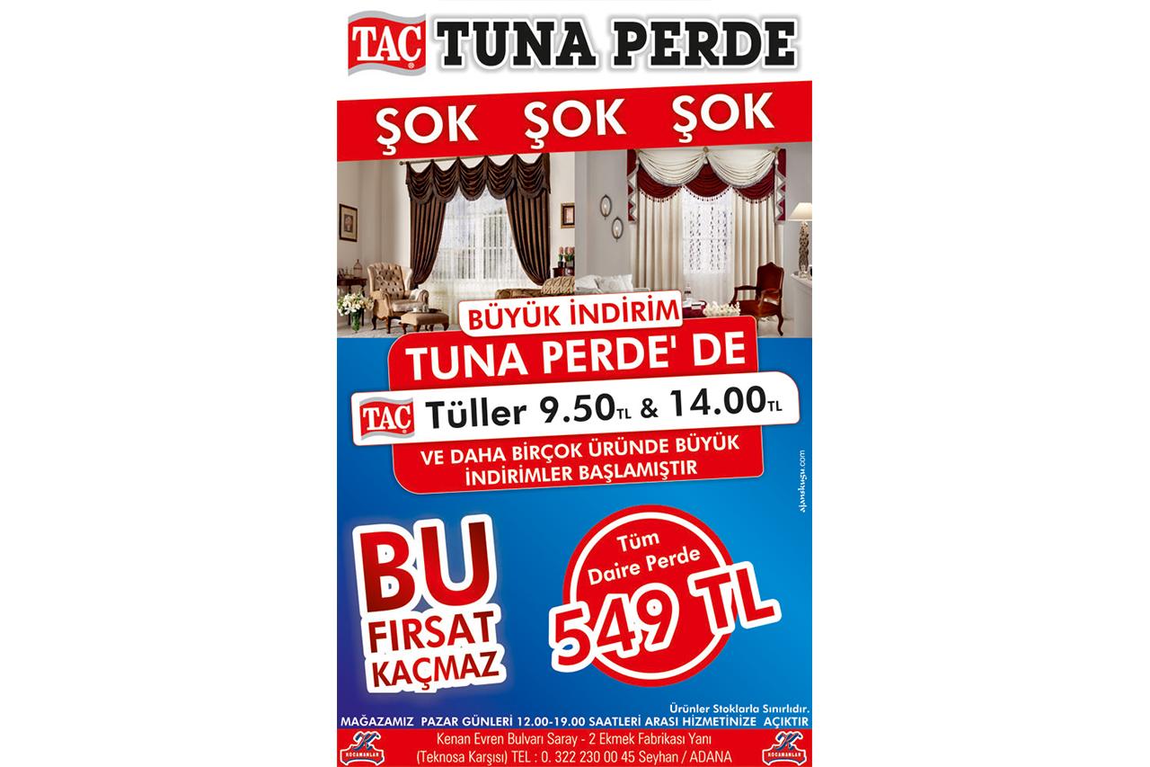 Tuna-Perde