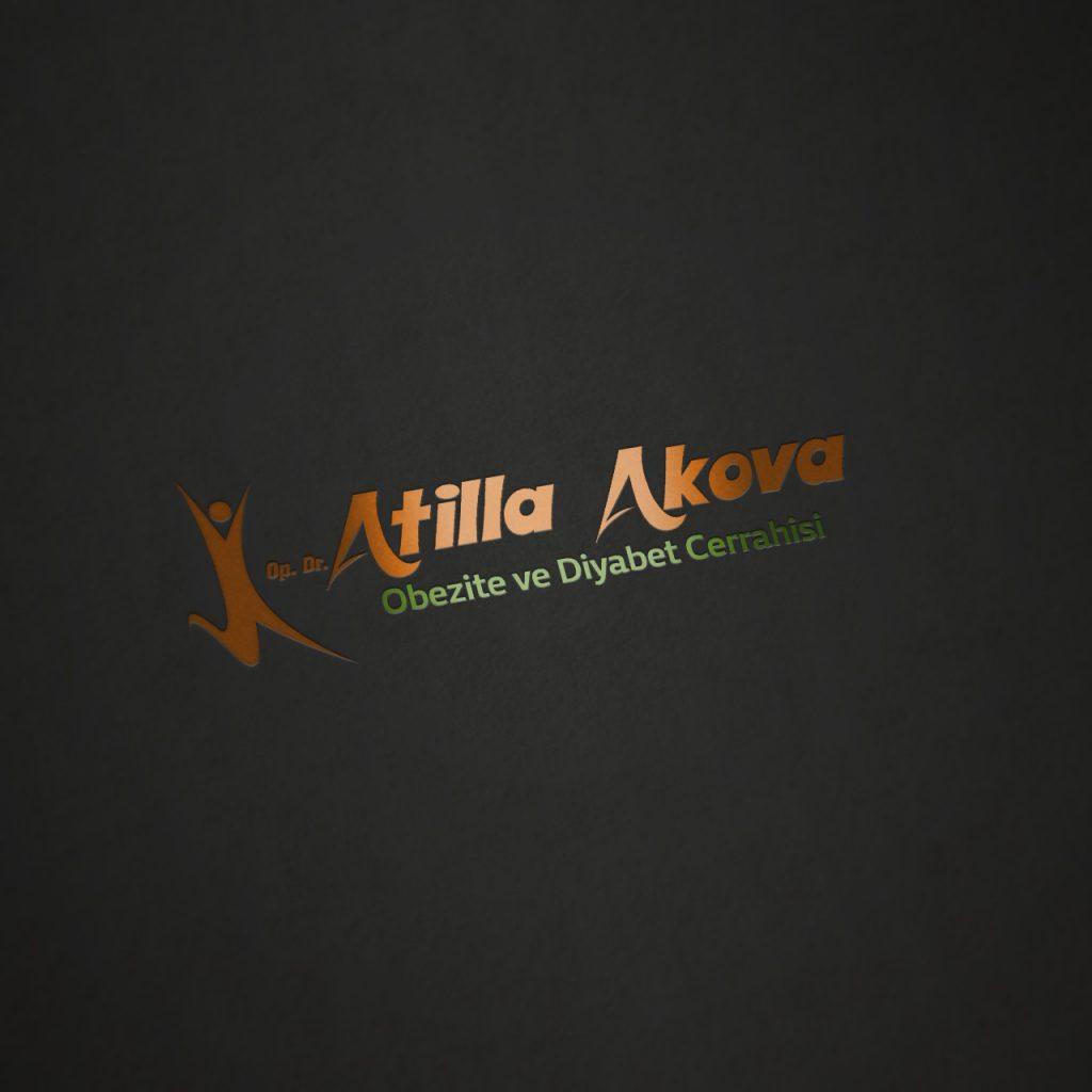 Atilla Akova Logo
